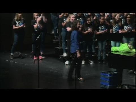 JO Kelly Middle School  | Spring Choir Concert 2018