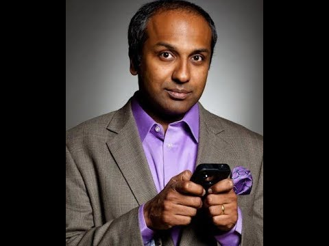 Sree Sreenivasan, Chief Digital Officer, Columbia University