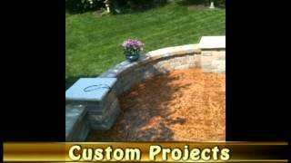 Stamped Concrete Patios In Fort Wayne Indiana