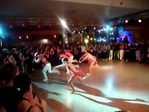 Tequila Blanco : video ballo : musica caraibica o sudamericana