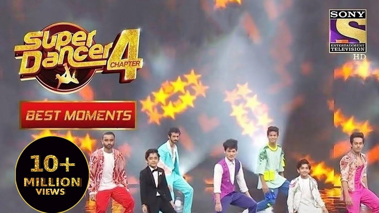 Download Super Dancers ने दिया Karisma Kapoor को Special Performance | Super Dancer 4 | सुपर डांसर 4