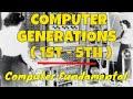 Generations of Computer | Computer Fundamental CLASS (2018)