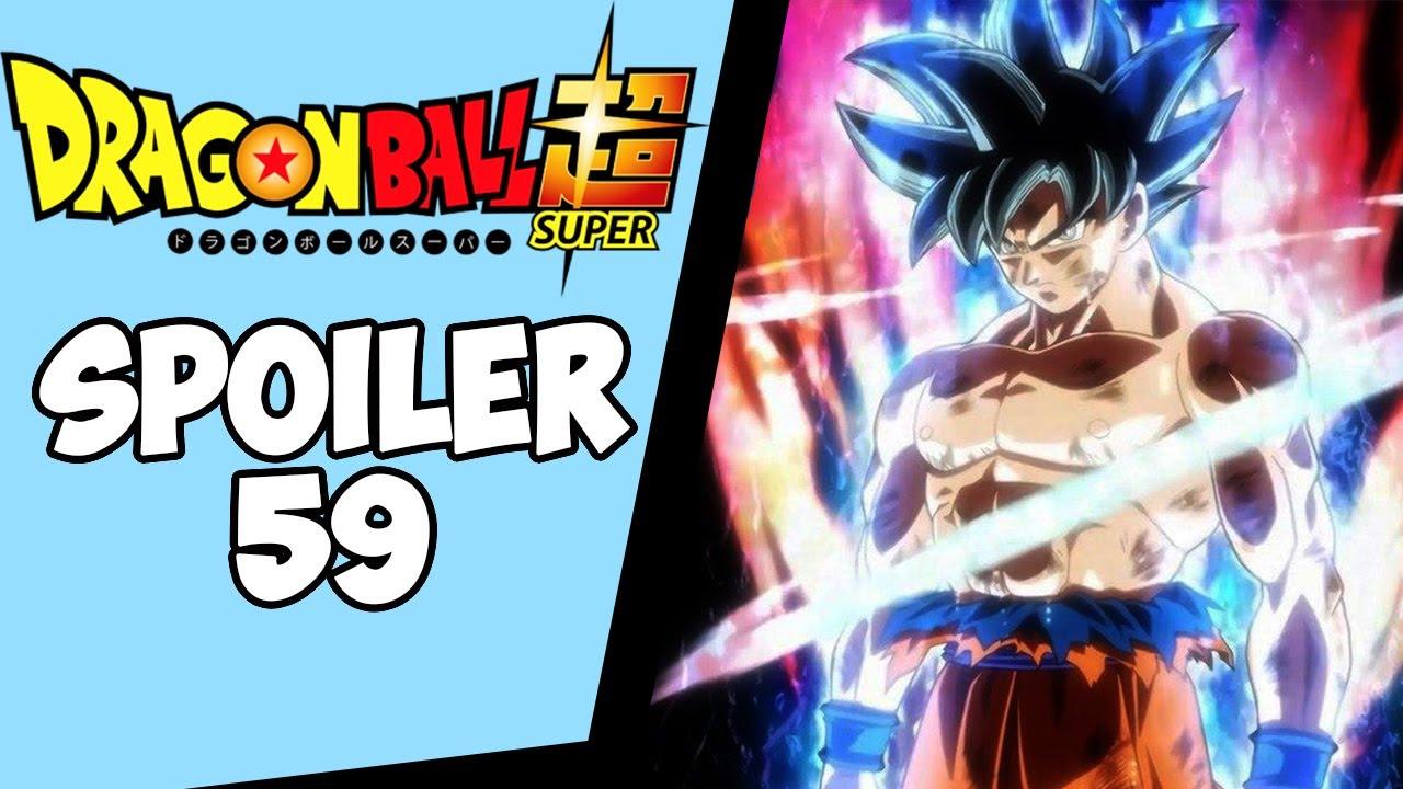 Dragonball Super Spoiler