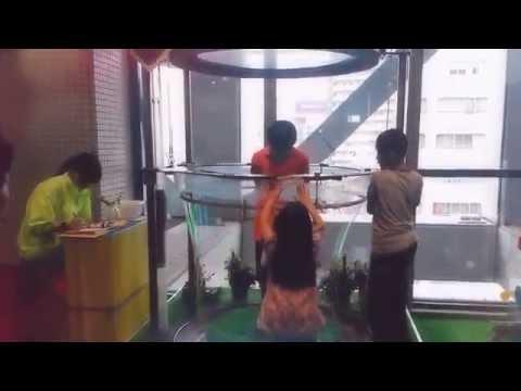 Trip to Japan: Kids Plaza, Osaka