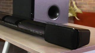 Yamaha's YAS-203 soundbar a great choice