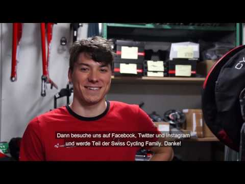 Swiss Cycling Family - Frank Pasche