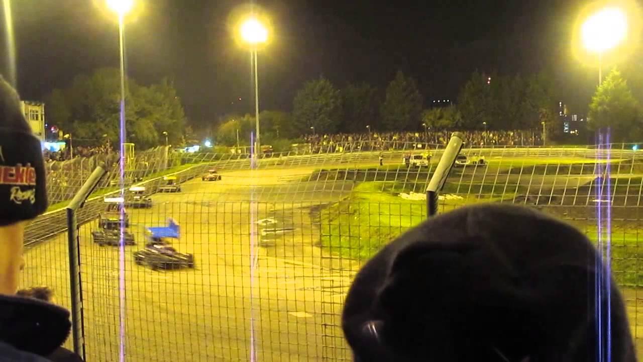 BriSCA F2 People's Champion 2013 @ Birmingham Wheels 16/11 ...