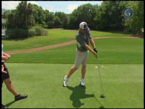 Golf Tips - J B Holmes - On Power