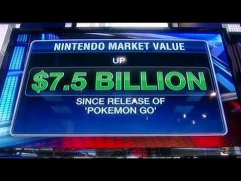 Pokemon adds $7.5B to Nintendo's market value