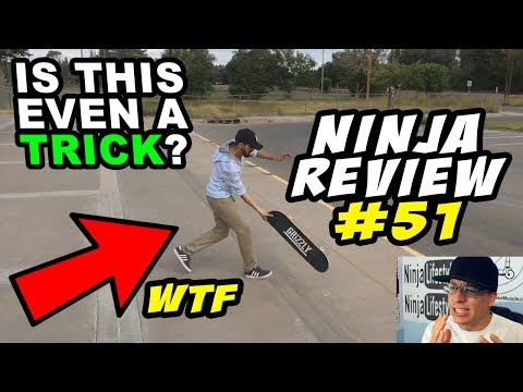 Ninja Review #51: Bi-Complys? Are They OK? Park Rats?