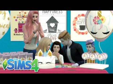 ANIVERSÁRIO EM DOSE TRIPLA #53 - Os Sobreviventes - The Sims 4 - JR E MI thumbnail