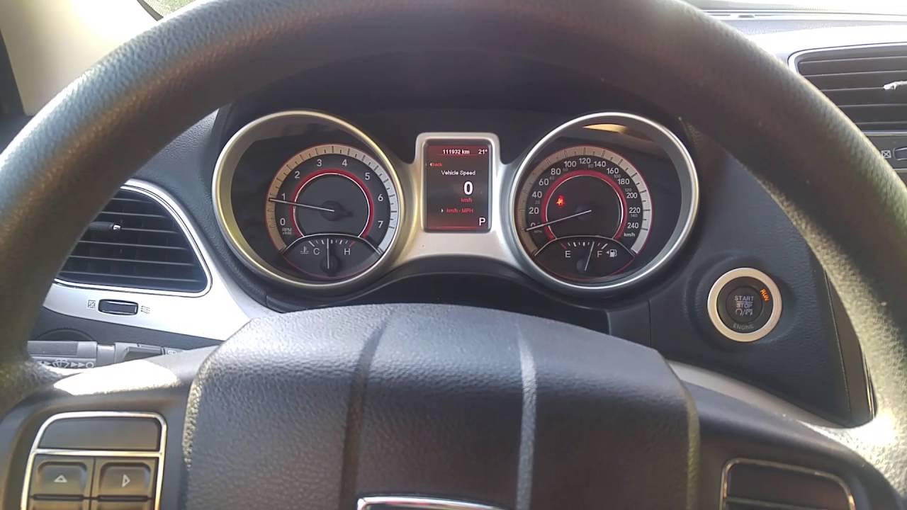 Обзор Dodge Journey (Canada)