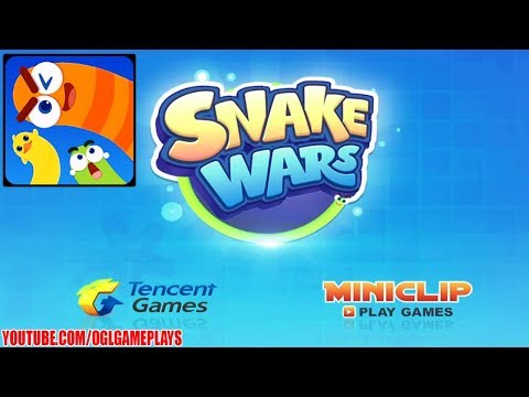 Snake Wars – Arcade Game By Miniclip (Android IOS)
