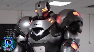 7 Trajes Tecnológicos más Avanzados del Mundo | Te Harán Sentirte Como Iron Man !!!