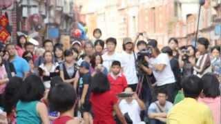 2012 舞蹈旅行計畫 Dance-Travel Project / 三峽老街