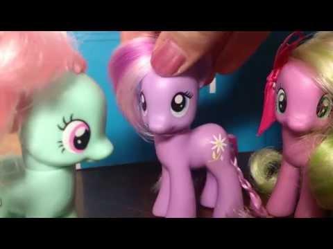 Сирялы пони