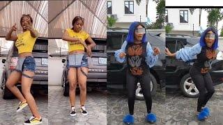 Iyabo Ojo Daughter D-sgrace Her Mother In A Dancing Challenge