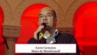Xavier Lemoine - Osez une présence chrétienne au sein de la cité - Forum Leadership 2013