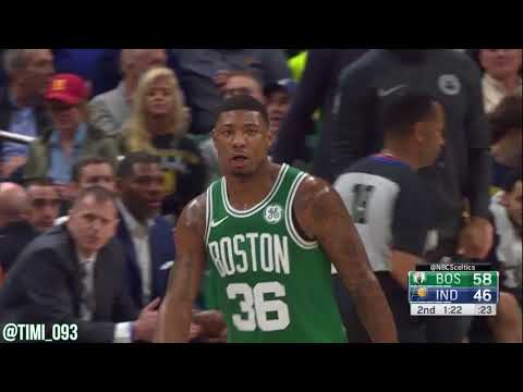 Marcus Smart Highlights vs Indiana Pacers (15 pts, 4 reb, 5 ast)