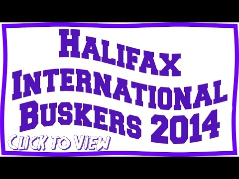 Banning Buskers by The Halifax Waterfront Development Corporation