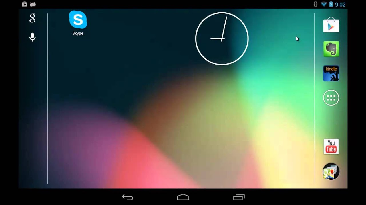 how to make skype video call on android tablet