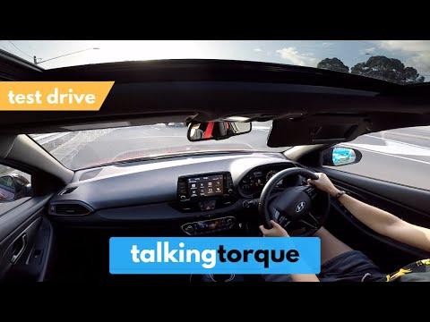 POV: Hyundai i30 N Line - Urban Test Drive