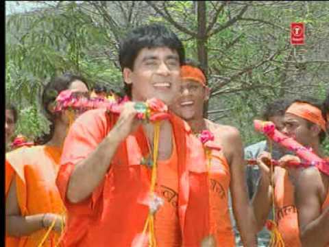 Kalpana Patowary - Bhola Ke Dhaam Chala - Album Naache Kanwariya Shiv Ke Nagariya.