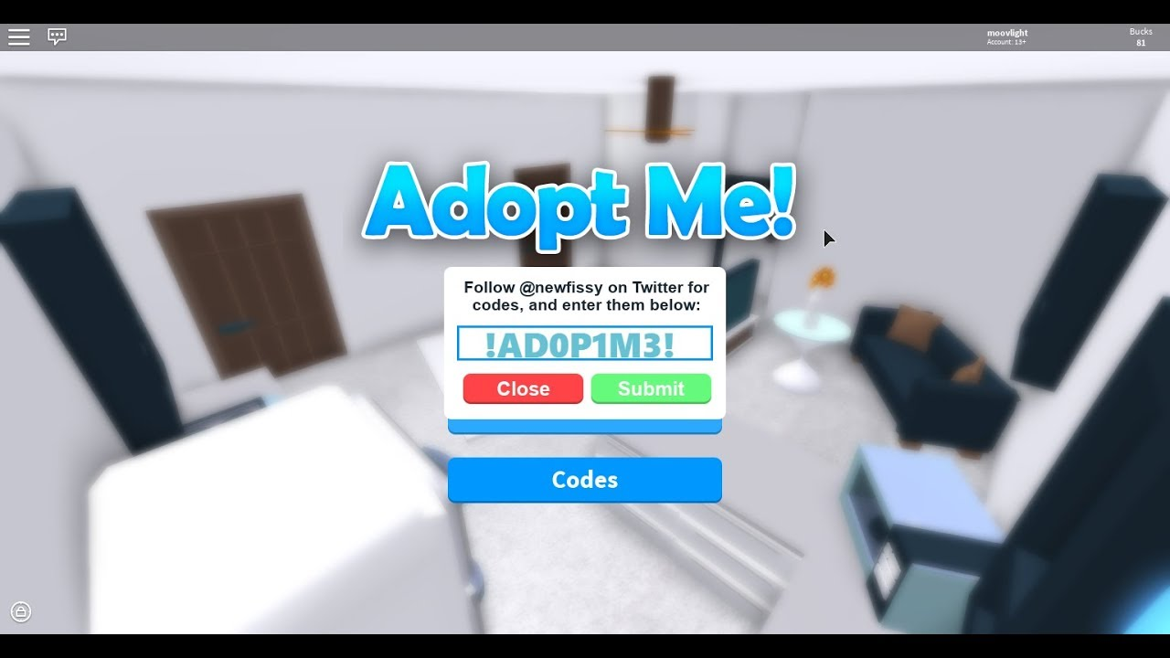 🐈 Codes for roblox adopt me 2019 | All Codes for Adopt Me *+70
