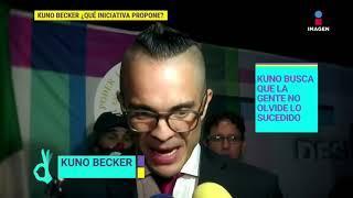 Kuno Becker propone celebrar