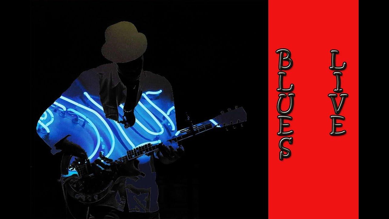 Blues Vol.8 - Una Hora y media de intenso viaje con el blues en vivo.