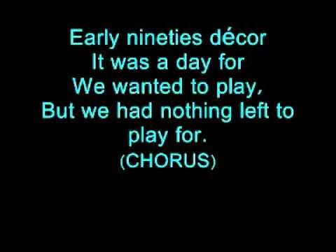 ♫♪♥La Roux - Colourless Colour - Lyrics On Screen♥♪♫