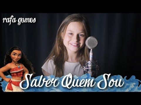 SABER QUEM SOU Trilha Sonora Moana - RAFA GOMES COVER