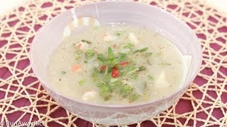 Yampi Root/yam Soup (canh Khoai Mo)