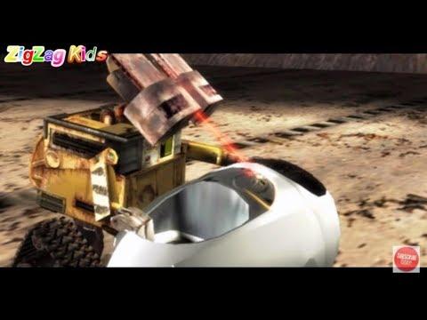 WALL·E | THE MOVIE Game Disney | Episode 15 | ZigZag