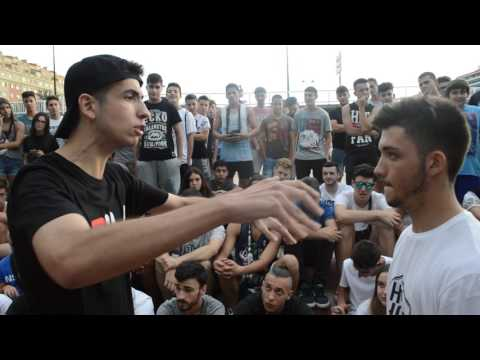 IRON VS RECON Cuartos 3ª Regional FullRap