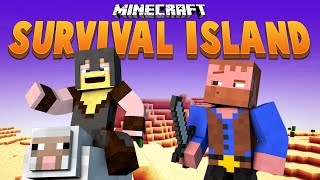 CURSE OF THE GHOST FISH ★ Minecraft Survival Island (9)