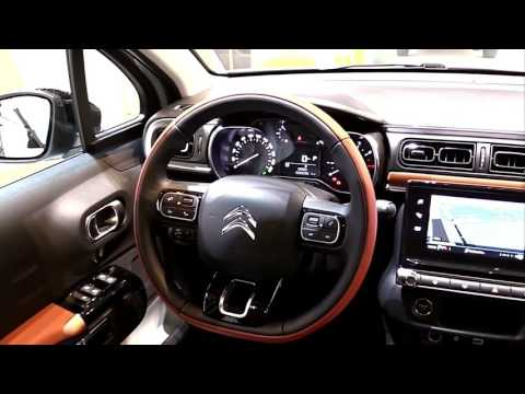 2017 Citroen C3 Limited White Luxury Features | Exterior and Interior | First Look HD