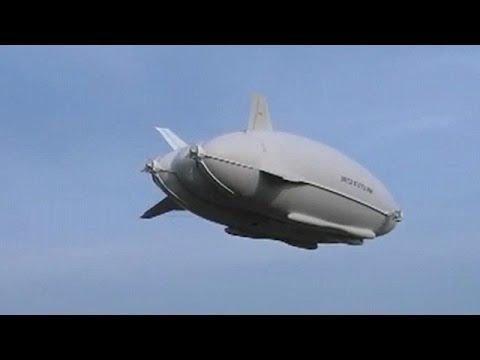 Vea la aeronave más larga del mundo