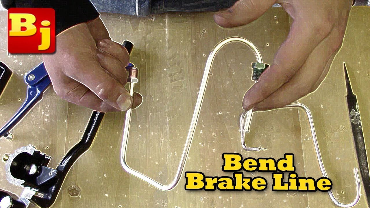 small resolution of brake line replacement how to