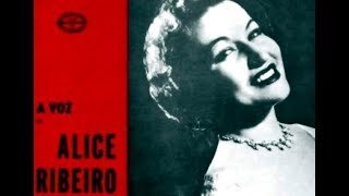 Villa-Lobos / Alice Ribeiro, 1954: Bachianas Brasileiras No. 5 - Complete, Original SINTER LP