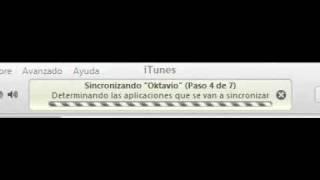 Problema con el iTunes thumbnail