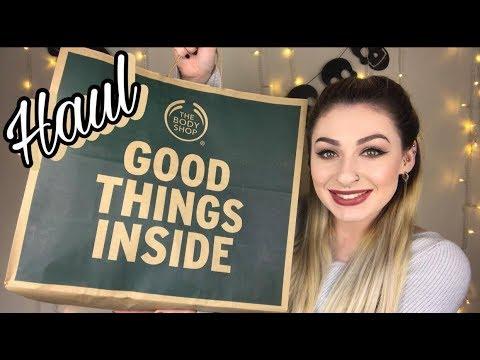 The Body Shop Haul / Gift Ideas | Poison Grace
