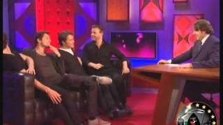 Take That on Friday Night with Jonathan Ross pt 2