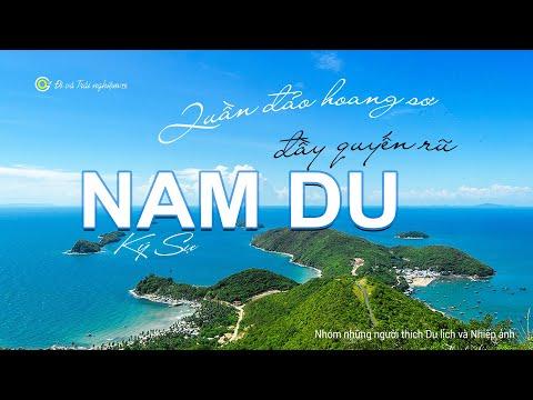 Nam Du ký sự - Hành trình nơi đảo xa