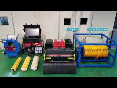 Underwater Hull Cleaning Robot &  filtration services - TAS GLOBAL