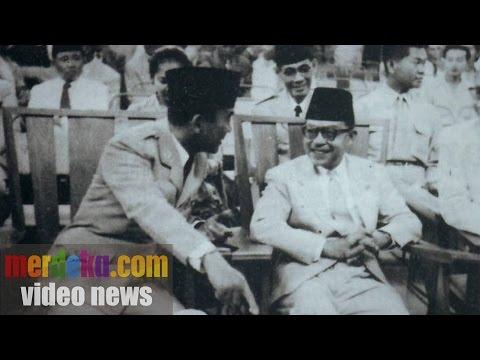 Kemarahan Soekarno saat Aidit remehkan Bung Hatta