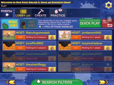 how to jump in bad eggs online 2