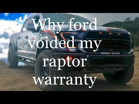 2017 Ford Raptor Long Term Ownership And Warranty Review