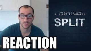 SPLIT Bande Annonce VF - REACTION
