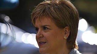 Calls for referendums in Scotland and Northern Ireland after Brexit vote